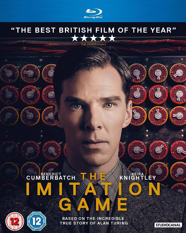 Amazon Com The Imitation Game Blu Ray Benedict Cumberbatch Keira Knightley Mark Strong Charles Dance Benedict Cumberbatch Keira Knightley Movies Tv