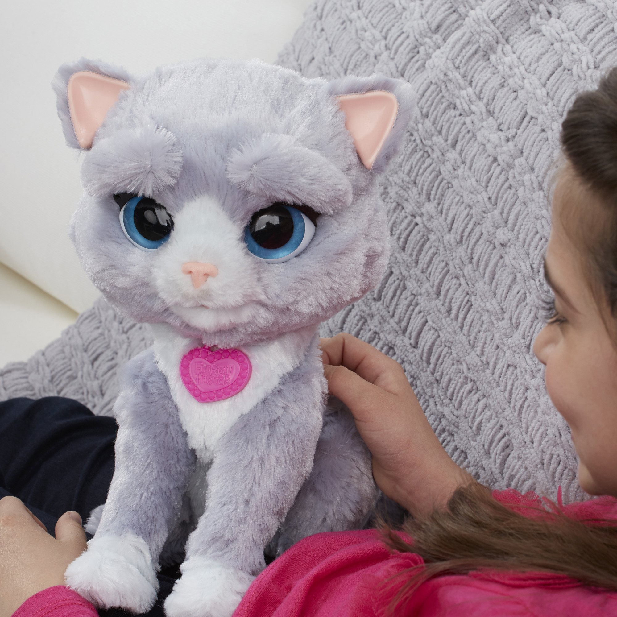 FurReal B5936AF1 Bootsie Interactive Plush Kitty Toy, Ages 4 & Up by FurReal (Image #10)