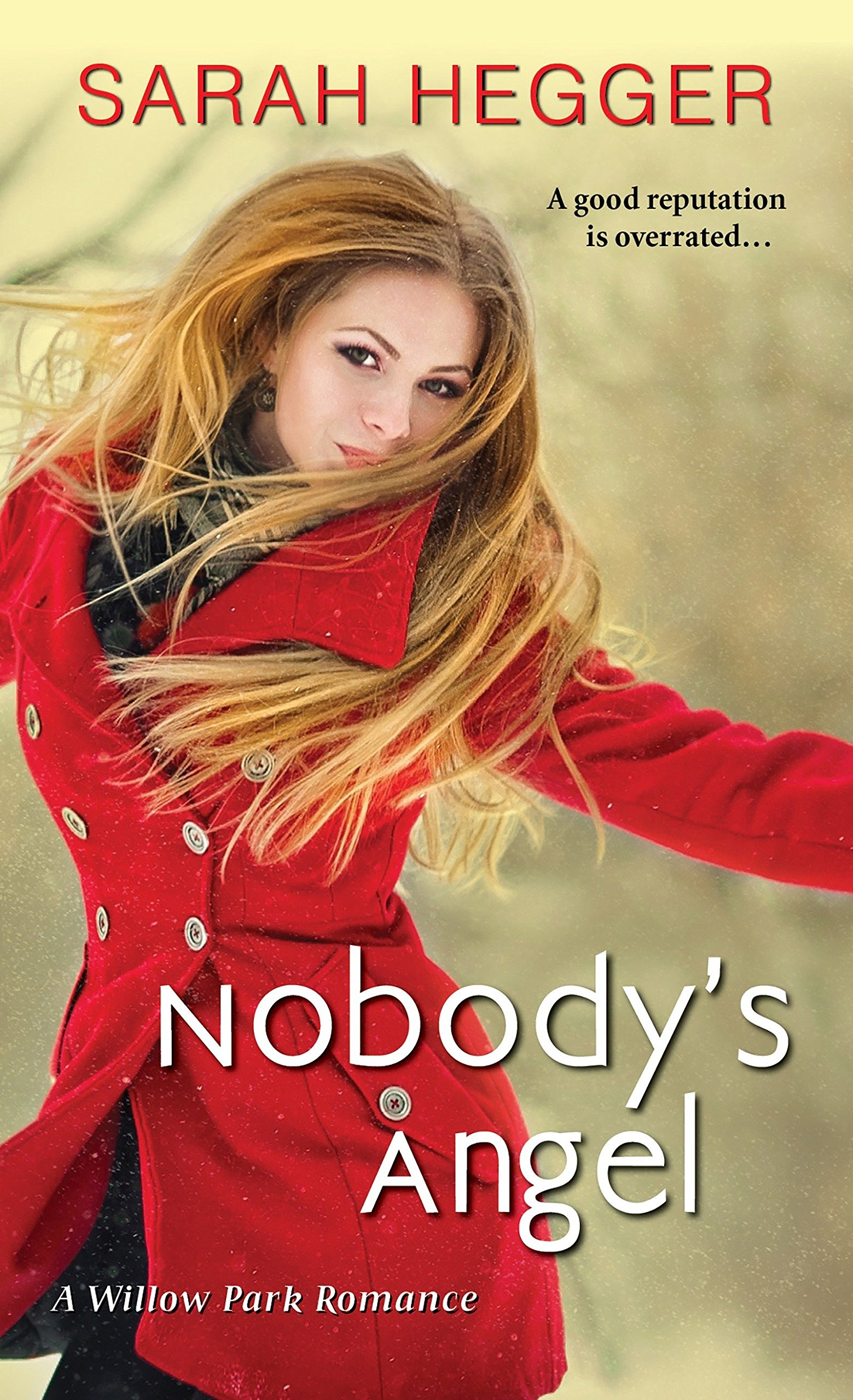 Nobody's Angel (A Willow Park Romance) ebook