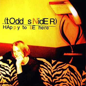 Todd Snider Happy To Be Here Amazon Music