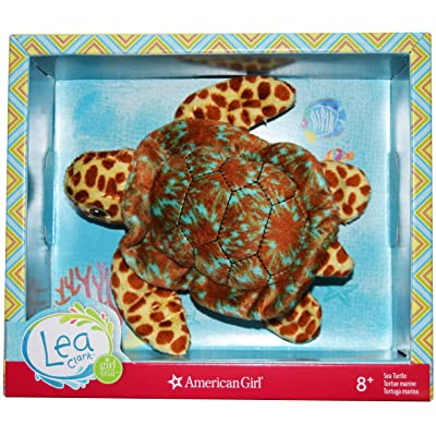 American Girl - Lea Clark - Sea Turtle for Dolls - American Girl of 2020: Toys & Games [5Bkhe0400722]