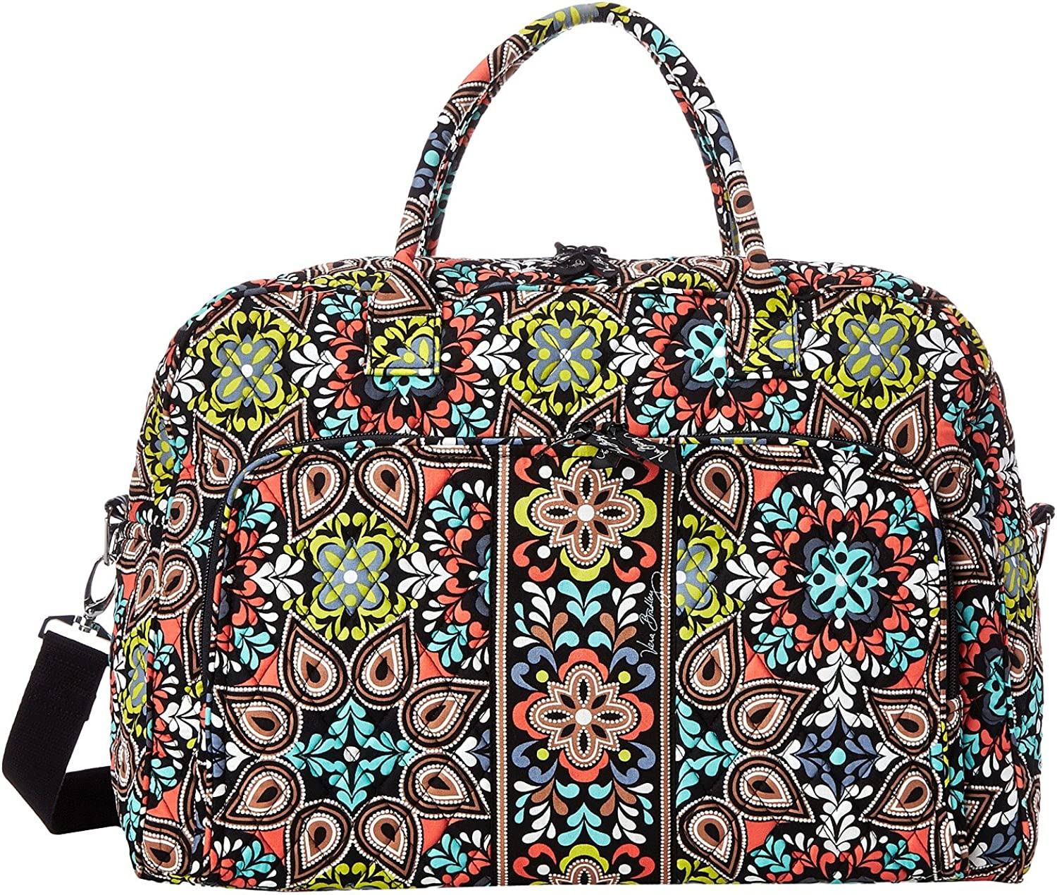 Vera Bradley Luggage Women s Weekender Sierra Duffel Bag