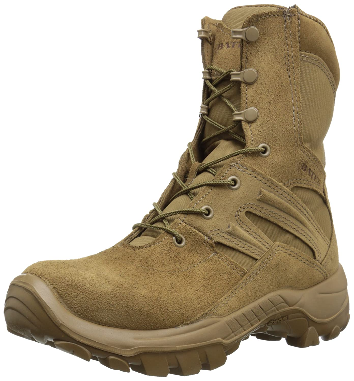 Batesメンズm8 Hot WeatherコヨーテMilitary & Tactical Boot B01CZ45KLC 15 D(M) US コヨーテ コヨーテ 15 D(M) US