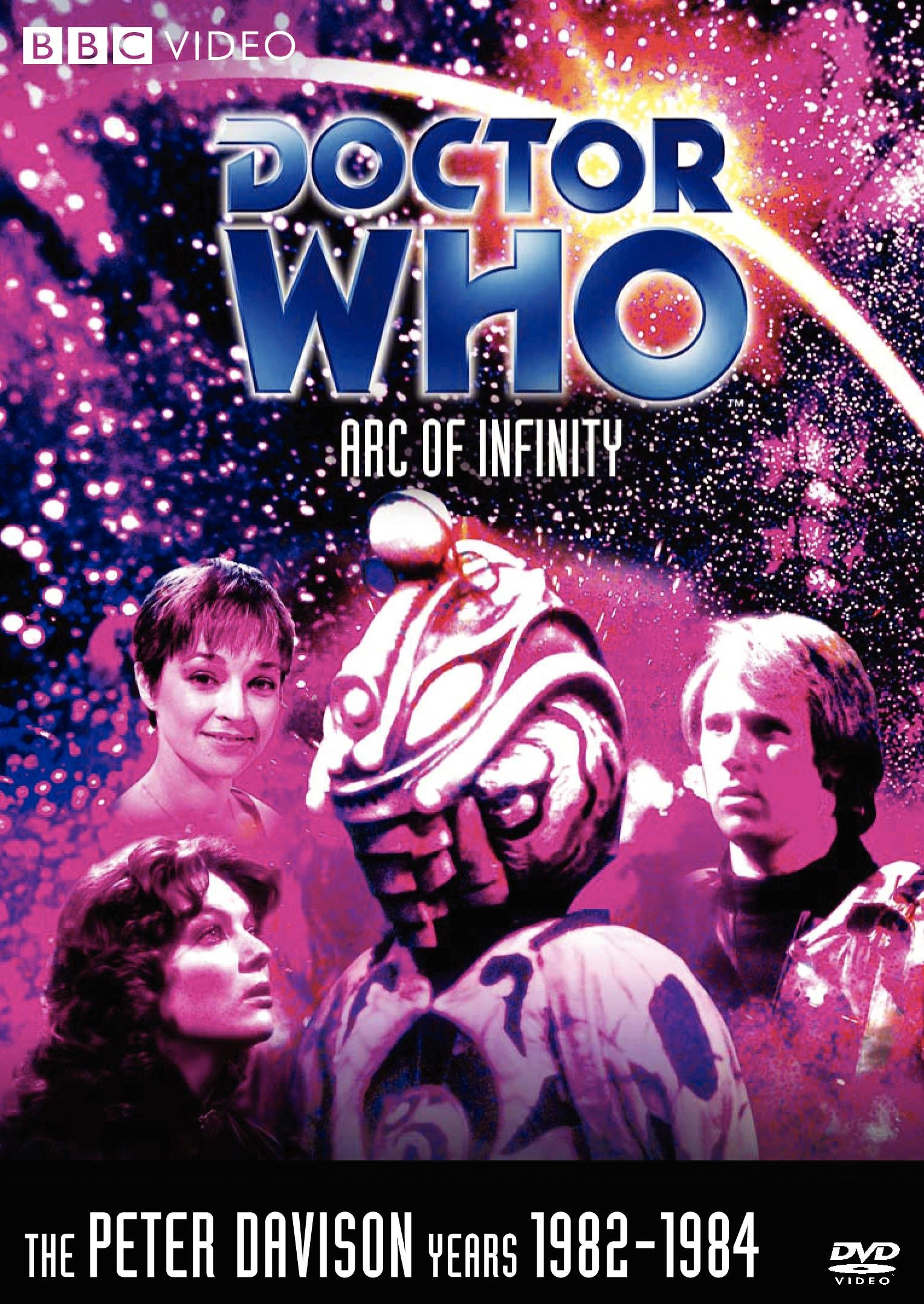 Doctor Who: Arc of Infinity (Story 124)