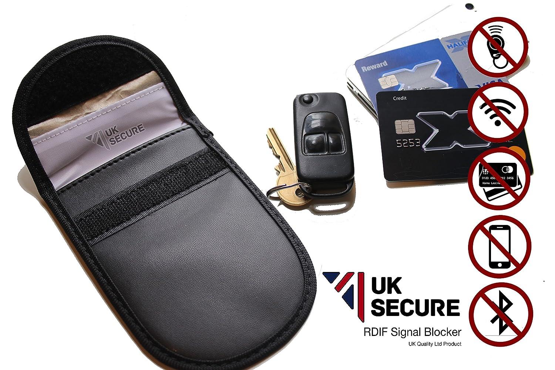 Fundas de seguridad para llaves de coche, tarjeta de cré dito con bloqueo de señ al, seguridad para sistemas sin llave, dispositivo antirrobo, protecció n de la privacidad para telé fono mó vil, bloquea WIFI, GSM, LTE, NF