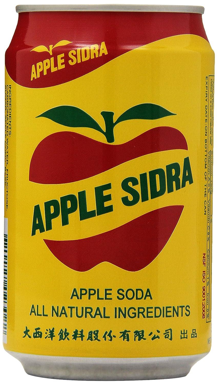 Tao Yuan Apple Sidra, 11 Ounce (Pack of 6)