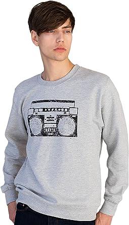 Ghettoblaster T Shirt Ghetto Blaster Old School Hip Hop Retro Womens Printed Tee