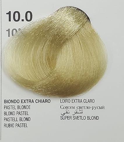 Dikson Drop Color – Tinte para cabello 100 ml 10.0 rubio extra claro