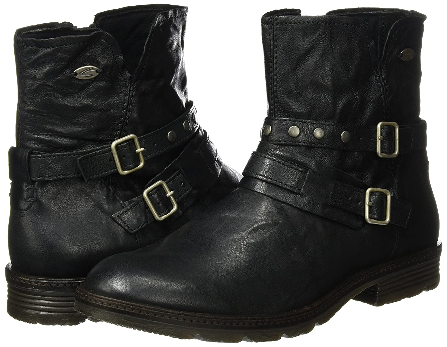 Camel active Damen Aged Aged Aged 72 Stiefel 530e64