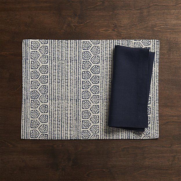Dev Placemat | Crate and Barrel