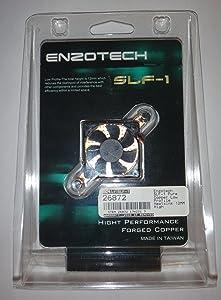 Enzotech SLF-1 Pure Copper, Low Profile Heat Sink