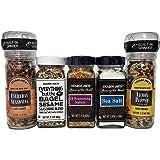 Trader Joe's Everything and Everyday Seasoning Variety Gift Set 5 Piece Bundle