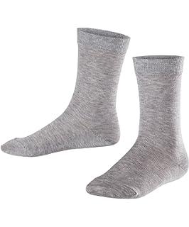 FALKE Cotton Finesse Kids Socks darkmarine