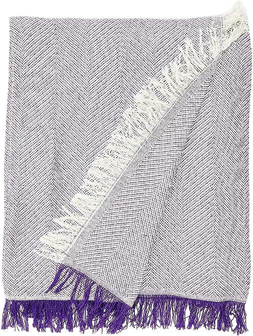 Martina Home Espiga - Foulard Multiusos, Crudo lila, 230 x 260 cm ...