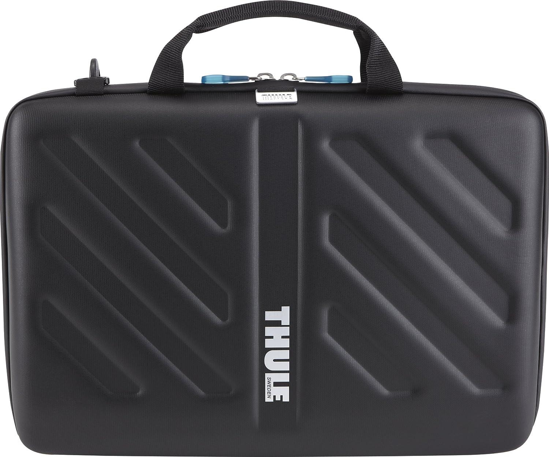Thule Gauntlet Tmpa 115 15 Inch Pc Macbook Pro Attache Tas Laptop Sleeve Air Retina 11 12 13 14 Notebook Black Computers Accessories