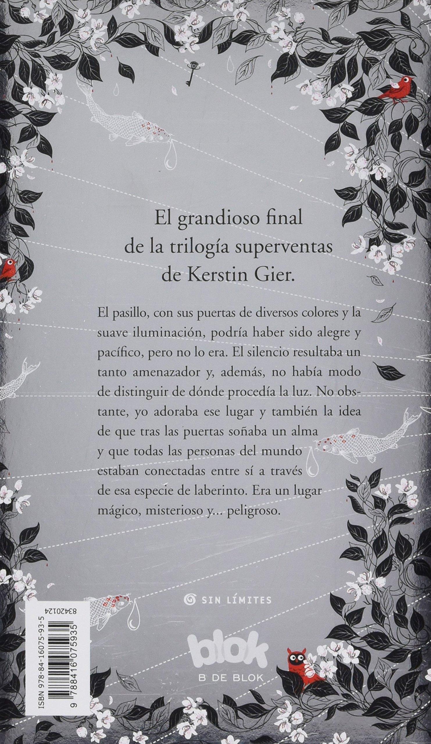 El Tercer Libro De Los Suenos (silber: The Book Of Dreams) (spanish  Edition): Kerstin Gier: 9788416075935: Amazon: Books
