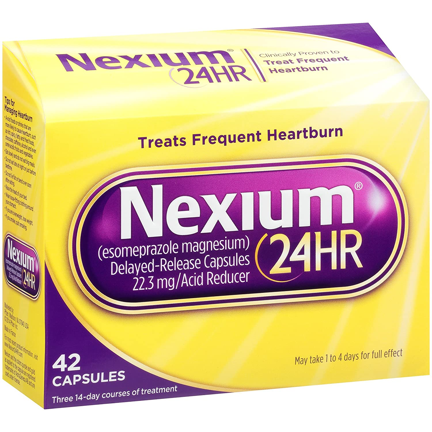 Heartburn Medicines: The Most Effective 82