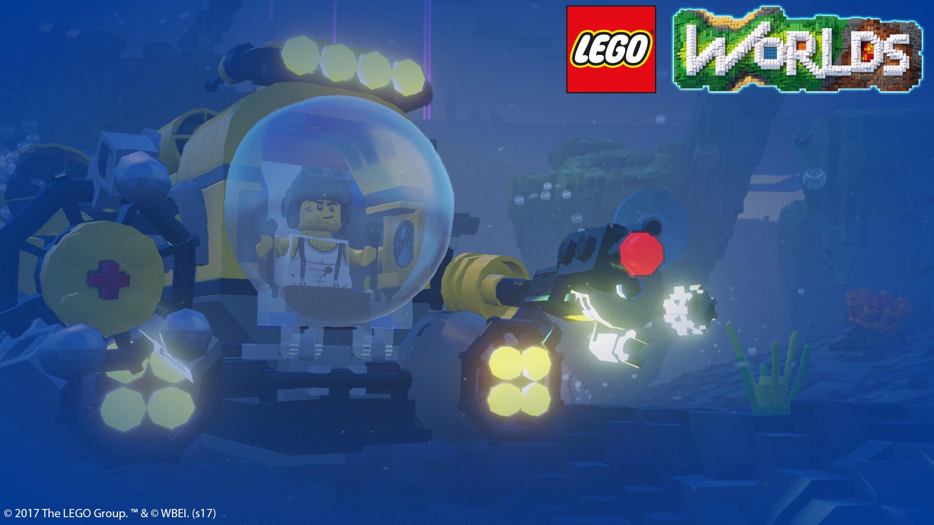 Lego Worlds [Online Game Code]