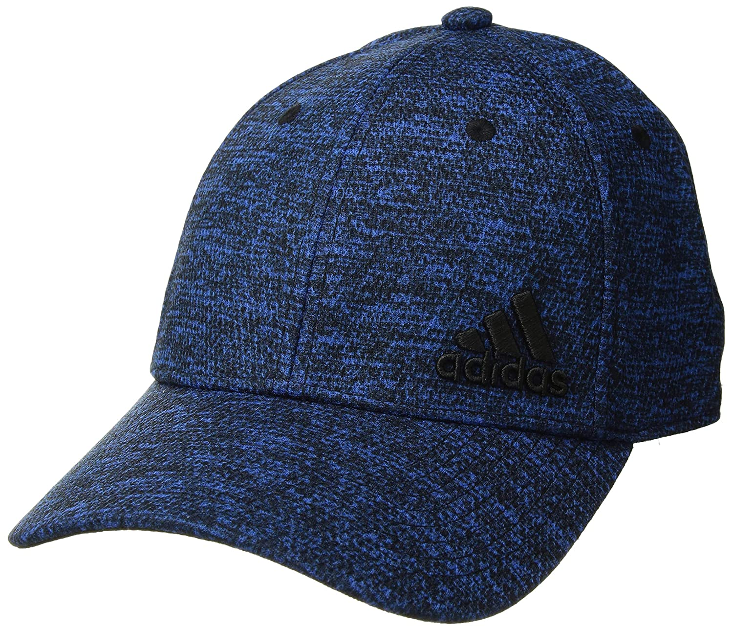 a5090bd2f70 Amazon.com  adidas Men s Release Stretch Fit Cap  Sports   Outdoors