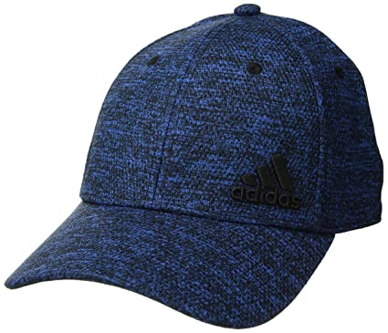 Amazon.com  adidas Men s Release Stretch Fit Cap  Sports   Outdoors cf92f17b3224