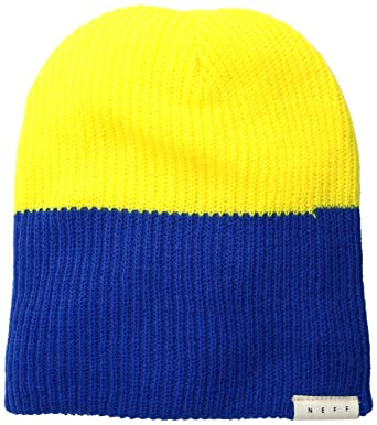 3c6ea5617fa Neff Men s Duo Beanie