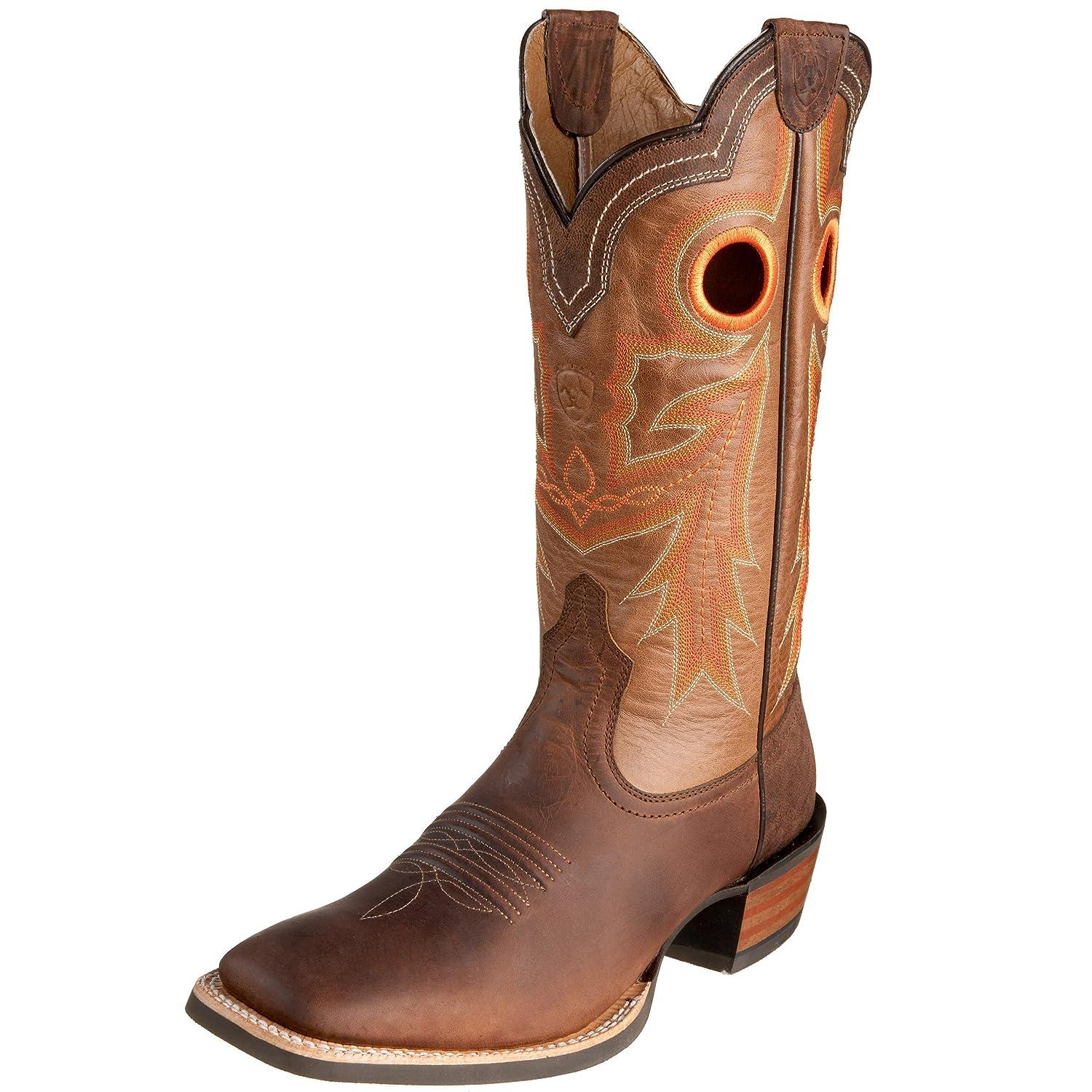 01f07857e8c Ariat Men's Wildstock Western Cowboy Boot