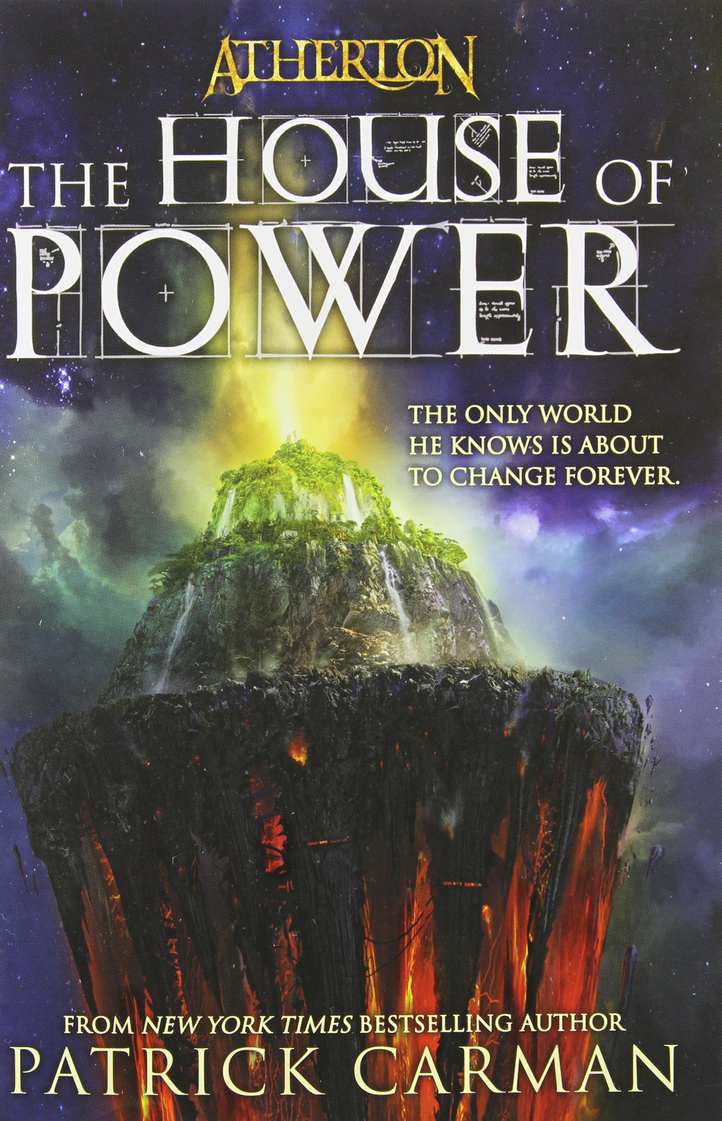 Read Online The House of Power (Atherton, Book 1) (No. 1) pdf epub