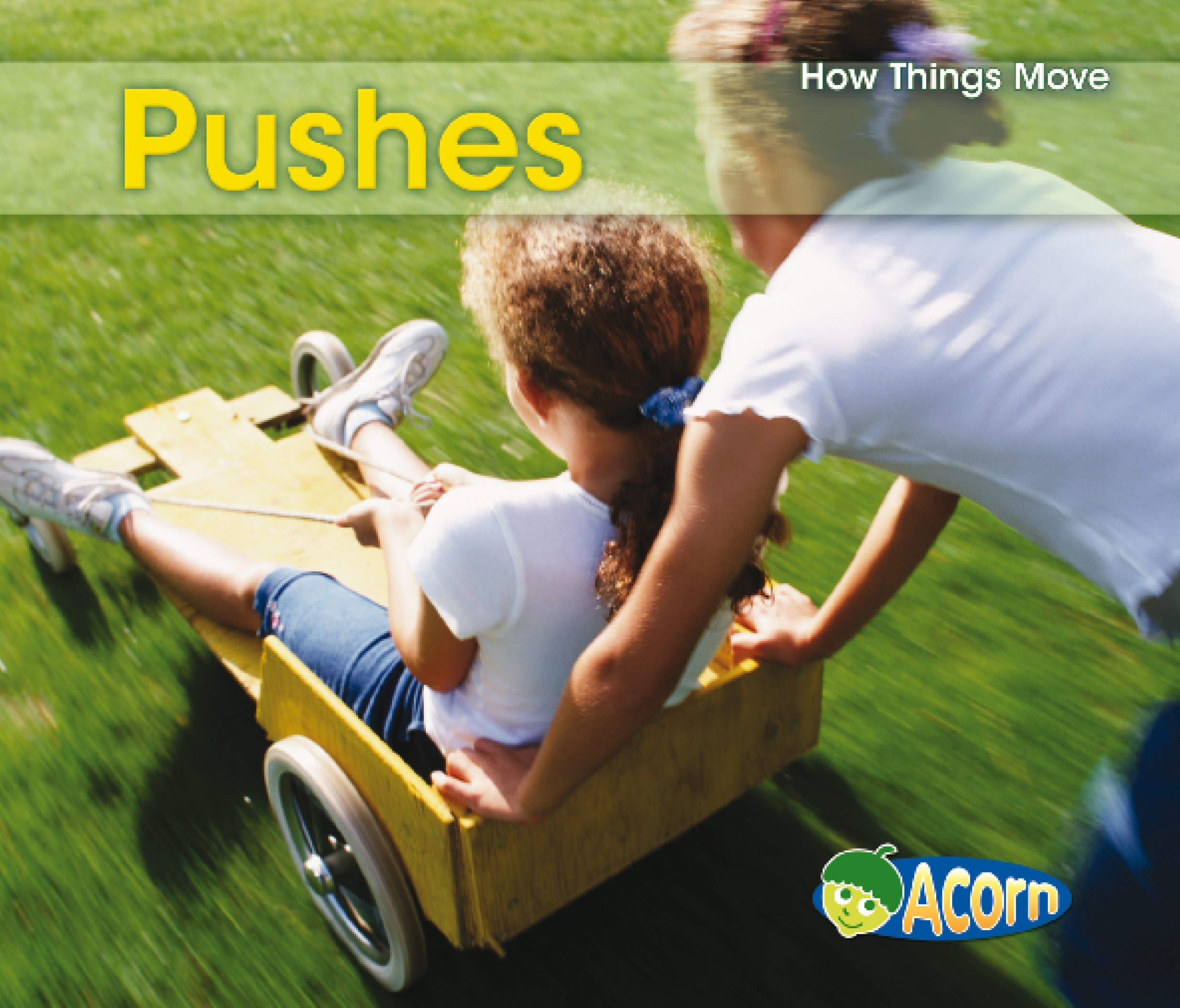 Download Pushes (Acorn: How Things Move) PDF