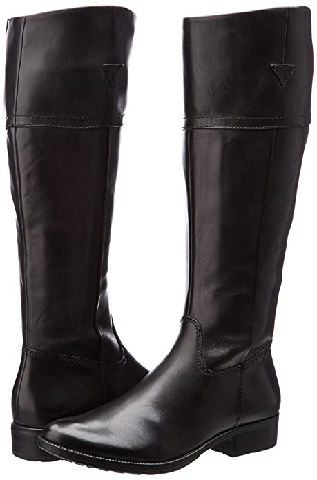 Tamaris 25500, Chaussures d'équitation Femme Marron