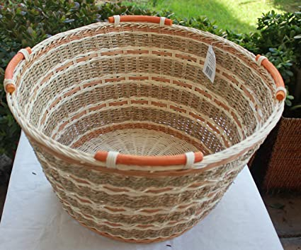 Amazon Com Shoponnet Rt450160 Handwoven Round Wicker Rattan