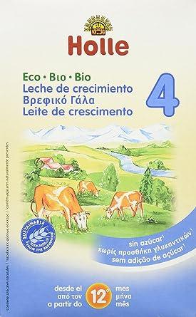 Holle Leche de Continuación 4 (+12 meses) - 600 gr