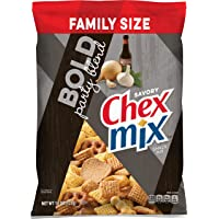 Chex Mix Bold Party Blend Savory Snack Mix, 15 oz