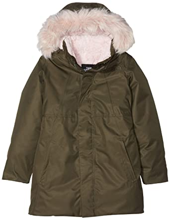 2b282901f Amazon.com  The North Face Girl s Arctic Swirl Down Jacket  Clothing