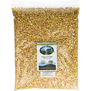 Flowing River Farm - Organic Corn- 6lbs