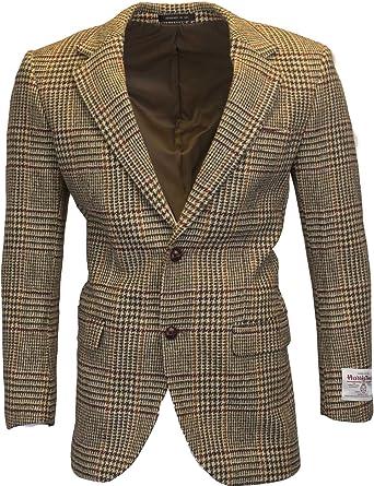 veste homme blazer pur coton sable