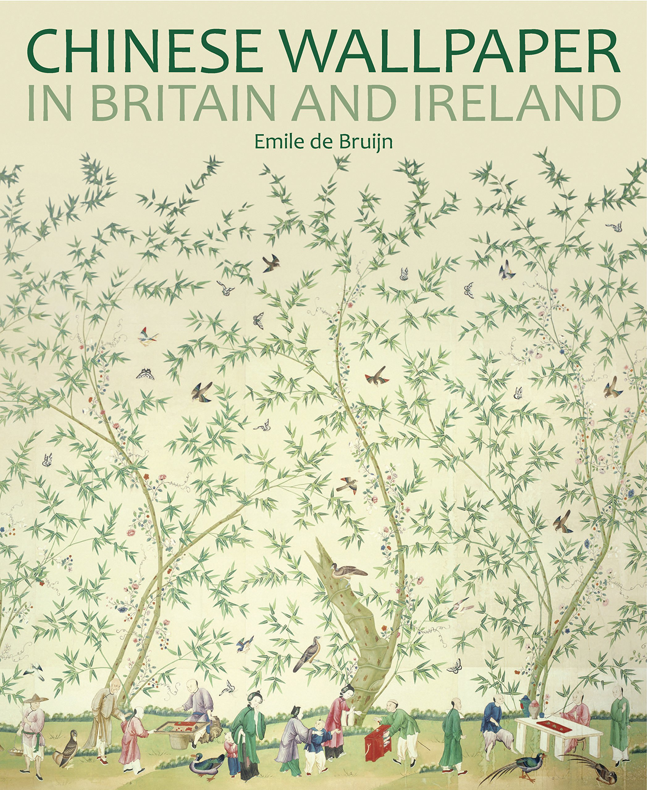 Chinese Wallpaper in Britain and Ireland: Amazon.co.uk: Emile de ...