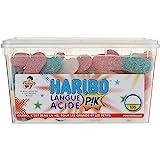 Boite de 150 bonbons langues acides haribo