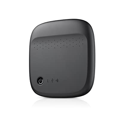 Seagate Wireless Mobile Portable Hard Drive Storage 500GB STDC500100 (Black)  sc 1 st  Amazon.com & Amazon.com: Seagate Wireless Mobile Portable Hard Drive Storage ...