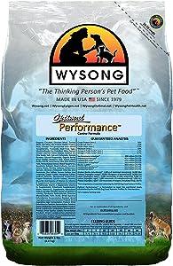 Wysong Optimal Performance Canine Formula Dry Dog Food - 5 Pound Bag