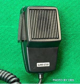 amazon com 5 pin stock microphone for realistic cb radios sports workman dm507 5 mic microphone for 5 pin ssb cobra uniden cb radio