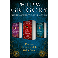 Philippa Gregory 3-Book Tudor Collection 1: The Constant Princess, The Other Boleyn Girl, The Boleyn Inheritance