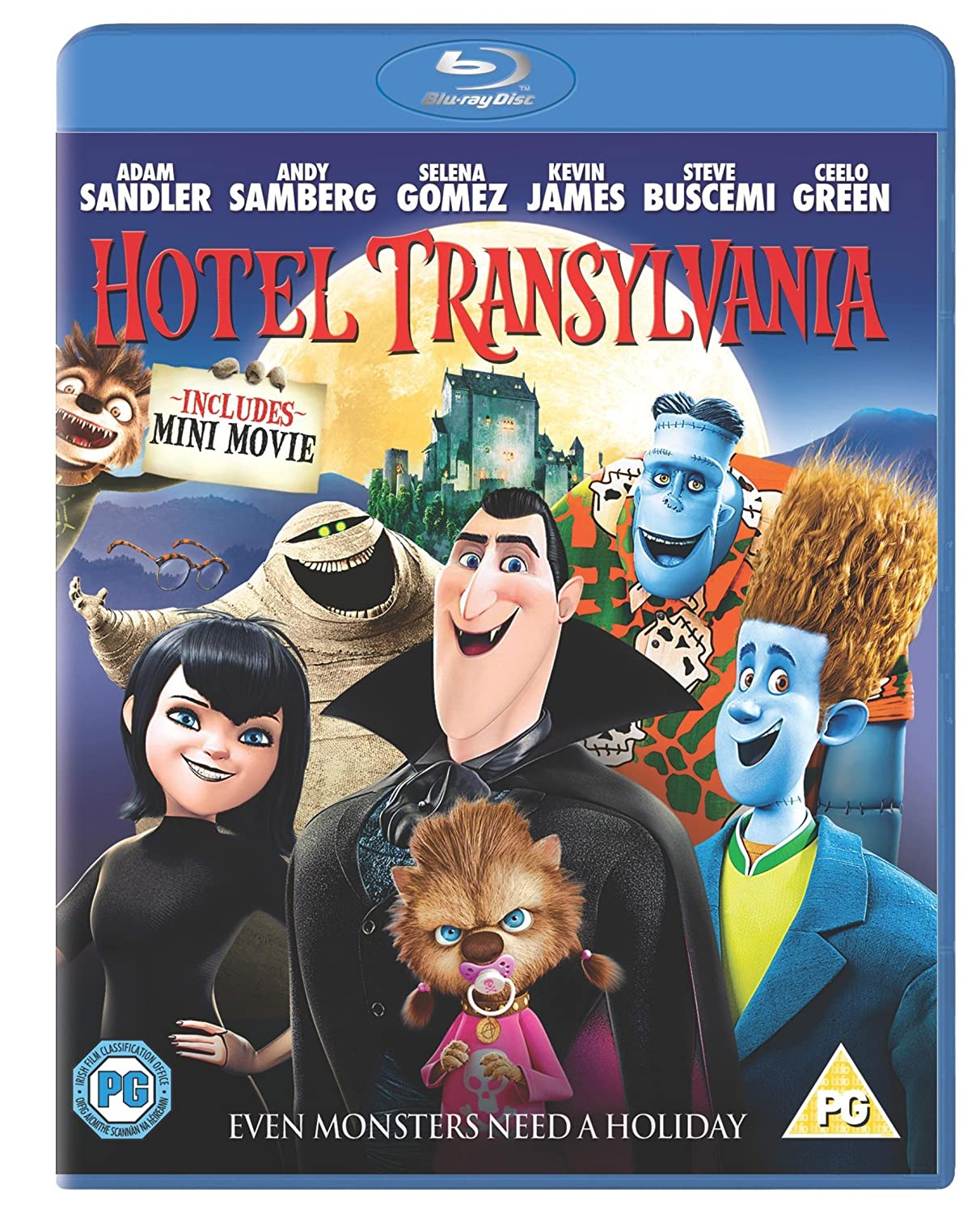 Halloween Of Horror Review Hotel Transylvania Kevinfoyle