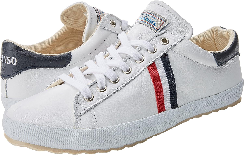 El Ganso Low Top Classic Ribbon, Zapatillas de Deporte para Hombre, Blanco (Blanco Único), 45 EU: Amazon.es: Zapatos y complementos