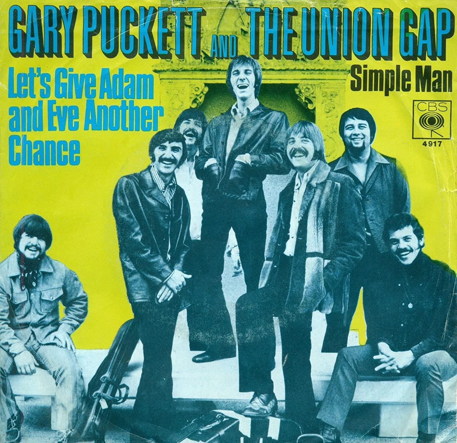Image result for let's give adam and eve another chance gary puckett images