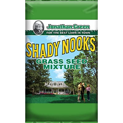 Jonathan Green Shady Nooks Grass Seed, 25-Pound : Plant Seed And Flower Products : Garden & Outdoor