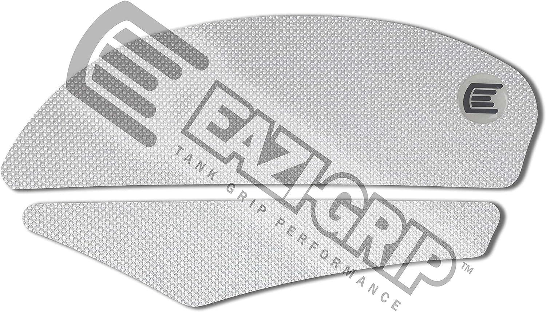 Eazi Grip Tankgriffe In Clear Pro Für Aprilia Rsv4 2008 2017 Und Tuono 2011 2017 Auto