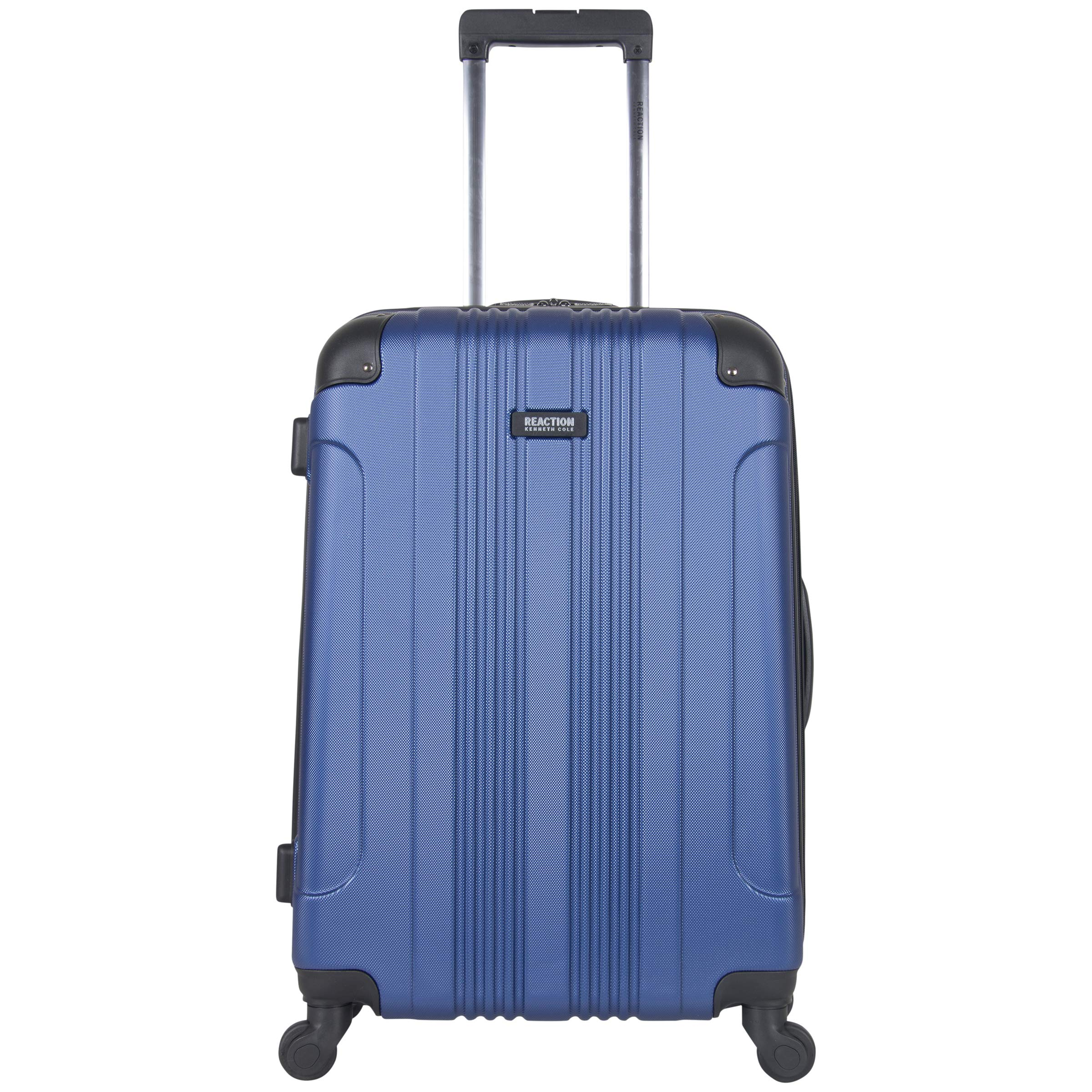 Kenneth Cole Reaction Out Of Bounds 24-Inch Check-Size Lightweight Durable Hardshell 4-Wheel Spinner Upright Luggage