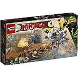 Lego Ninjago - Sottomarino Flying Jelly, 70610