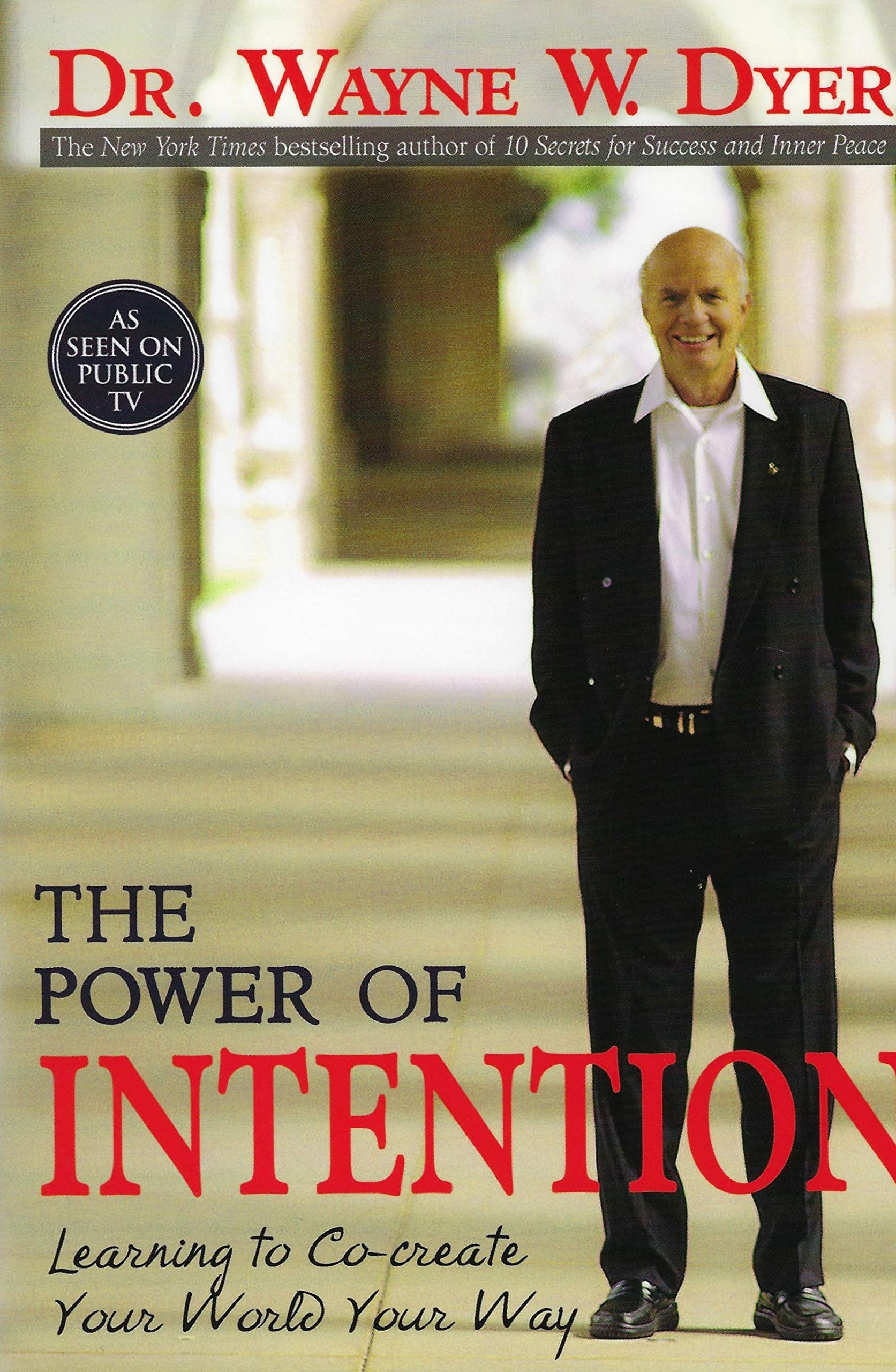 Buy The Power of Intention Book Online at Low Prices in India ...