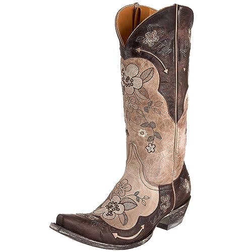 b26fcb4fd83 Old Gringo Women's Bonnie Western Boot
